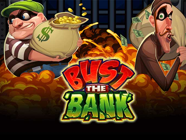 Азартная игра Bust The Bank доступна в Вулкан Делюкс